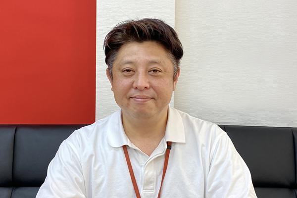 代表取締役 細山田 享