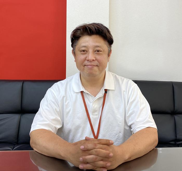 代表取締役 細山田 氏