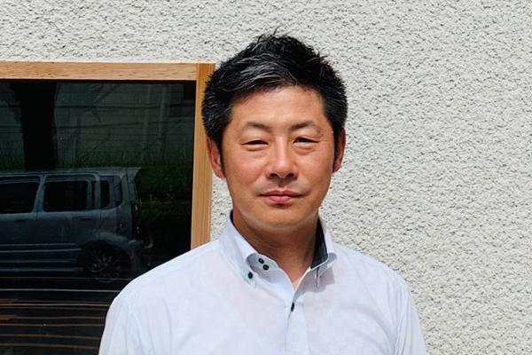 代表取締役 堂満氏
