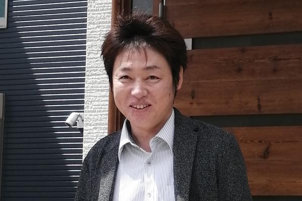 業務営業部長 役員 吉川 英明 氏